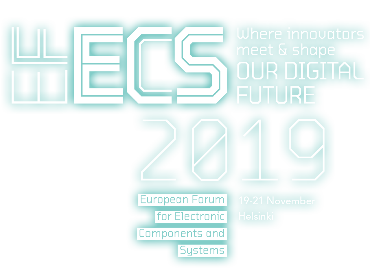 EFECS 2018 - European Forum for Electronic Components and Systems